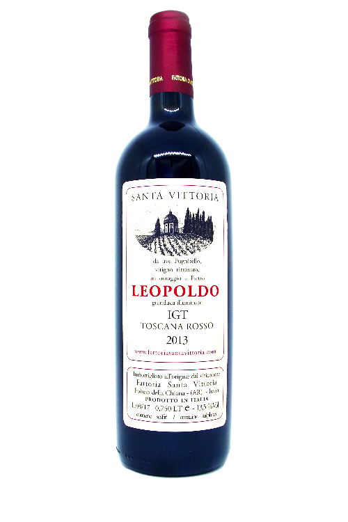 Leopoldo Igt Toscana Pugnitello