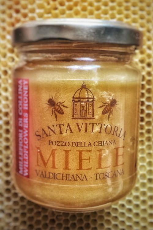 Wildflower Tuscan Honey
