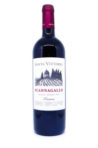 Scannagallo IGT red Supertuscan Wine Sangiovese, Cabernet Sauvignon